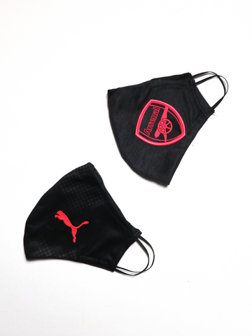 Arsenal Face Mask - UNWNTD FC