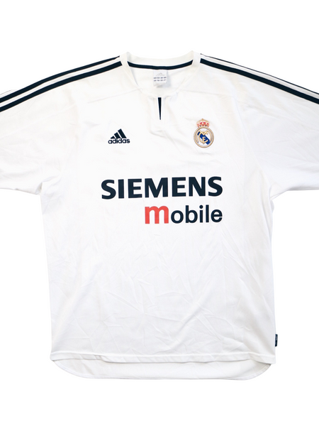 Real Madrid Home 2003-2004 XL - Unwanted FC