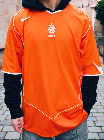 Netherlands Home 2004-2006 XL - Unwanted FC