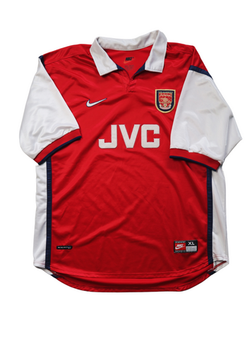 Arsenal Home 1998-1999 XL - Unwanted FC