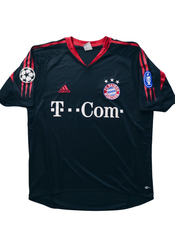Bayern Munich UCL Away 2004-2005 M - Unwanted FC