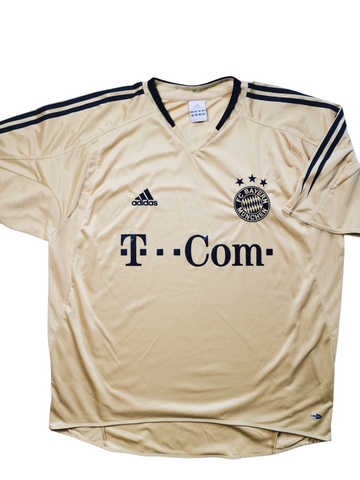 Bayern Munich Away 2004-2005 XL - Unwanted FC