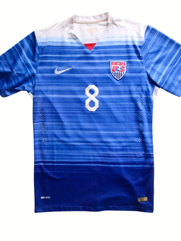USA Away #8 Dempsey Player Edition 2015-2016 L - UNWNTD FC
