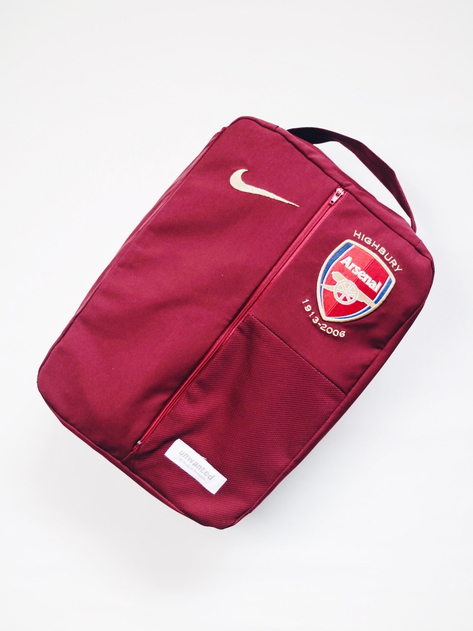 Arsenal Boot Bag - Unwanted FC