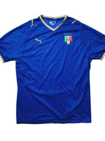 Italy Home 2008-2009 M - UNWNTD FC