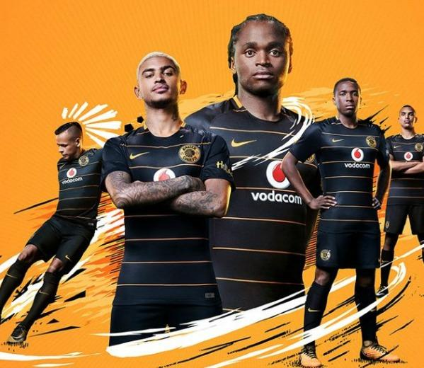 Kaizer Chiefs Away 2017-2018 XL - Unwanted FC