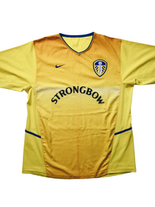 Leeds United Away 2002-2003 XL - Unwanted FC