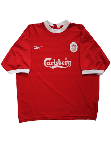 Liverpool Home 1999-2000 XL - Unwanted FC