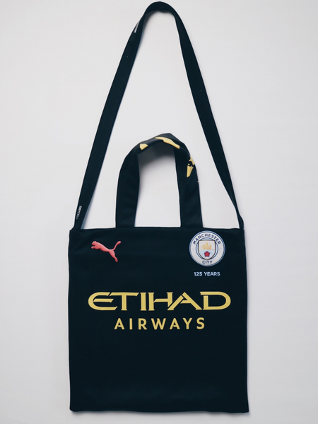 Manchester City #7 Sterling Messenger Bag - Unwanted FC