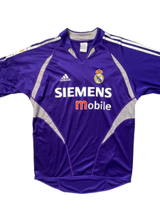 Real Madrid Third Goalkeeper Kit 2004-2005 S - Unwanted FC