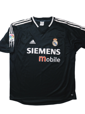 Real Madrid Away 2004-2005 L - Unwanted FC