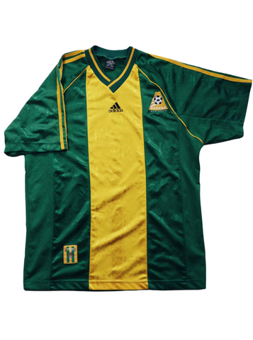 Socceroos Home 1998-2000 XL - Unwanted FC