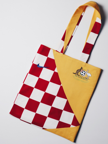Socceroos x Croatia 2006 Mash-Up Bag - Unwanted FC