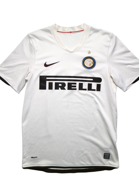 Inter Milan Away 2008-2009 S - Unwanted FC