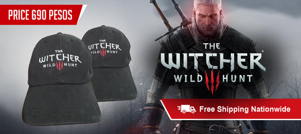 Gamers Gear Release: The Witcher 3 Cap