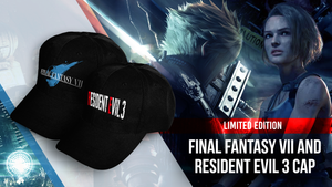 resident evil 3 and final fantasy 7 cap