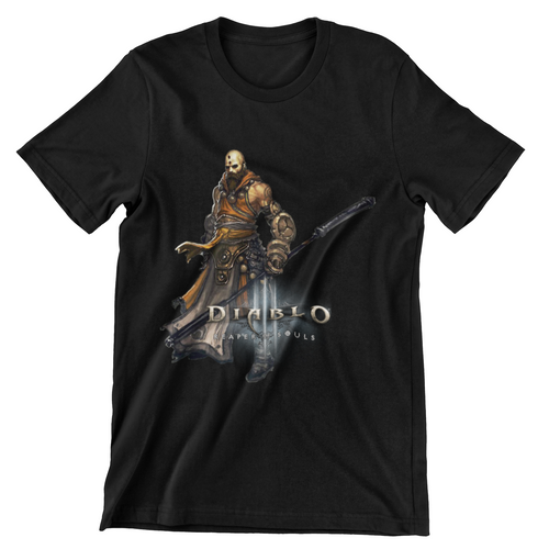 Diablo 3 Monk T Shirt