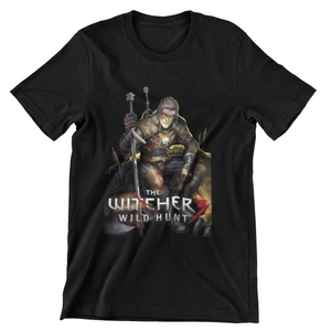 THe Witcher 3 Geralt T-shirt