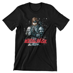 Metal Gear Solid Snake T-shirt