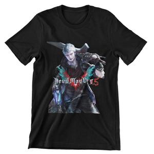 Devil May Cry Nero T-shirt