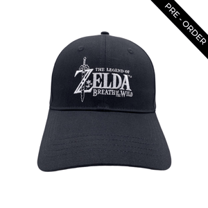 THe Legend of Zelda Breath of The Wild Premium Cap