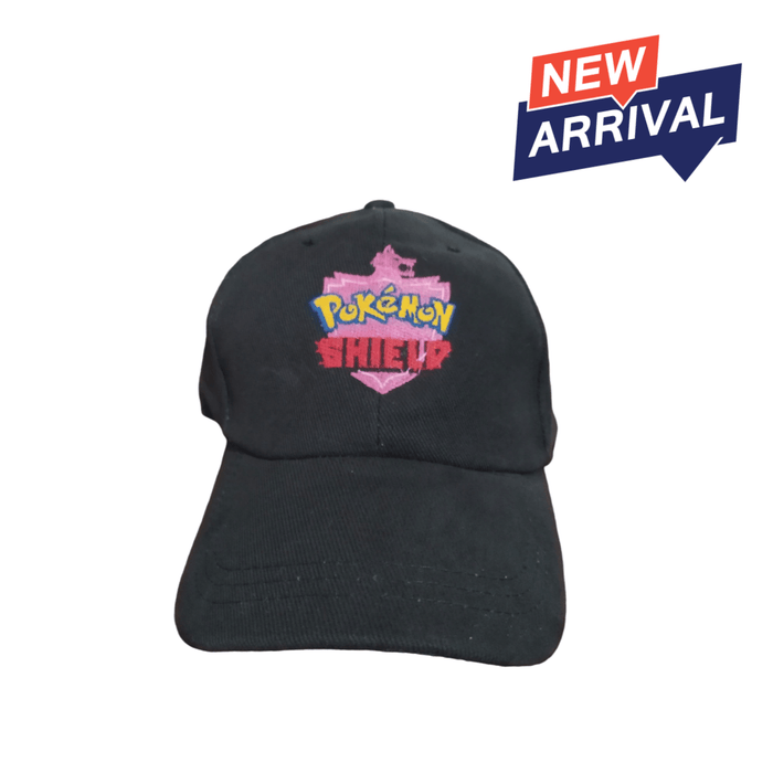 Pokemon Shield Cap