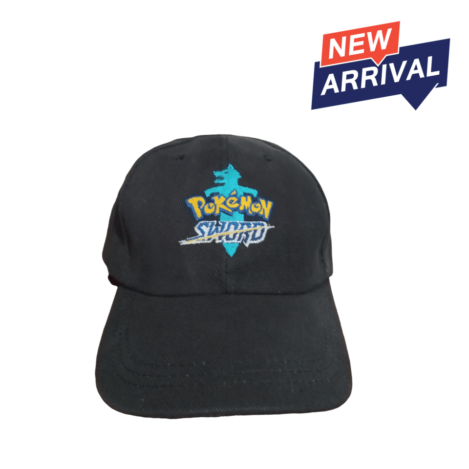 Pokemon Sword Cap