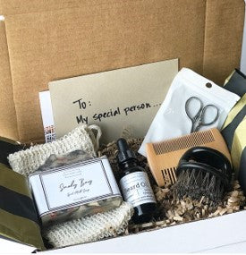 The Ultimate Beard Care Package - Gifting