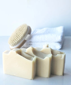 The Classic - Unscented Goat Milk Soap