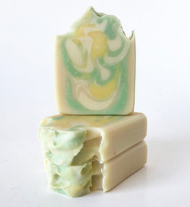 Limeade - Vegan Soap