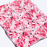 Flamingos Name Blanket