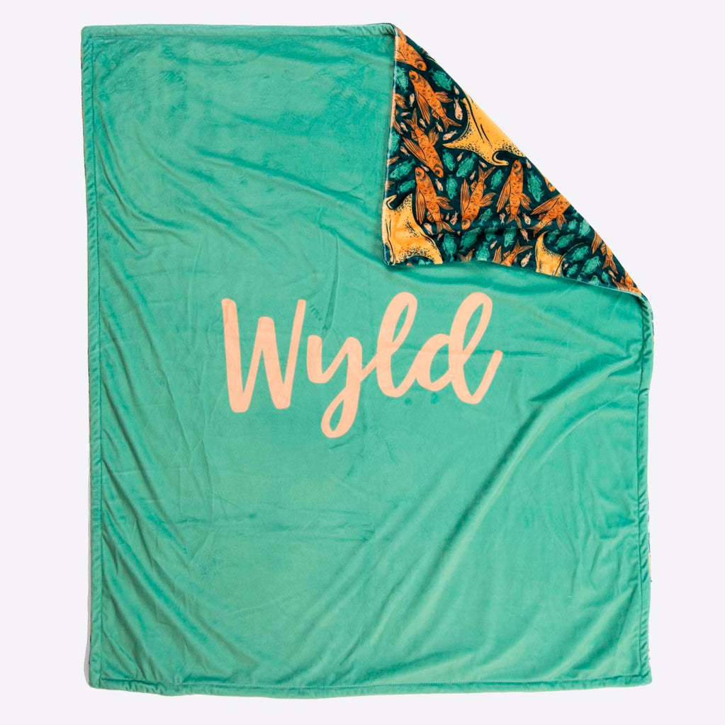 Under the Sea Name Blanket