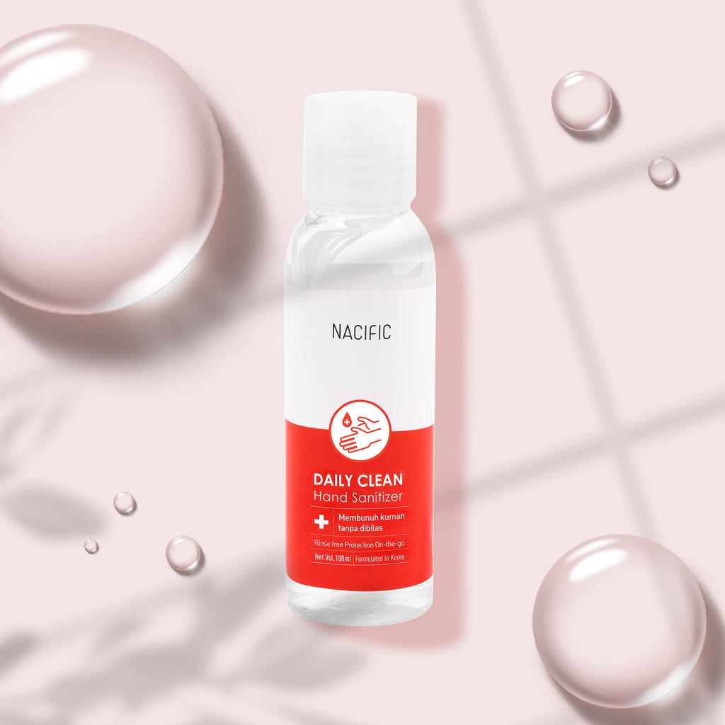 Nacific Daily Clean Hand Sanitizer