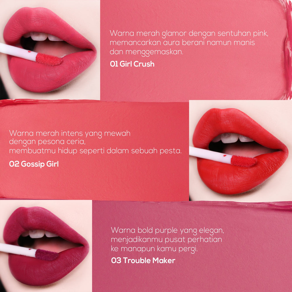 Nacific Crush Mood Lip Cream