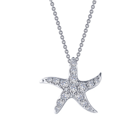 FUN STARFISH NECKLACE