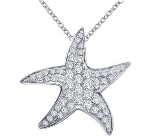 Playful Star Necklace