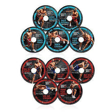 Load image into Gallery viewer, INSANITY MAX:30 by Shaun T 10 DVDs Workout