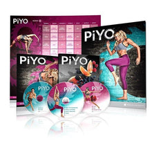 Load image into Gallery viewer, PIYO 3 DVD Workout