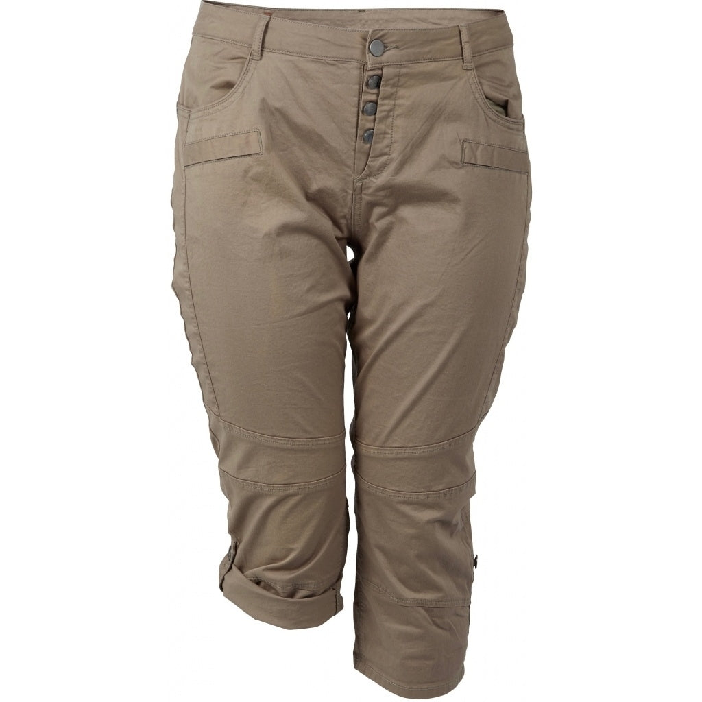 ZOEY ESTHER 3/4 PANTS Hosen 304 Khaki