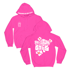 Thoughts About Doja Hoodie - Pink