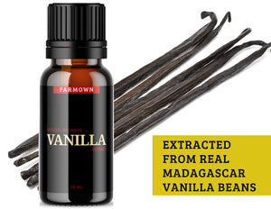FarmOwn Natural Bourbon Real Vanilla Extract 30 ml