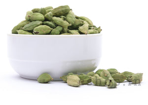 FarmOwn Green Cardamom (Elaichi) Premium Extra Bold 8mm 100 Grams