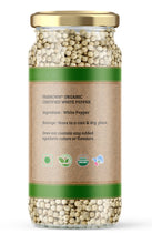 Load image into Gallery viewer, FarmOwn Organic White Pepper Whole 140 Grams