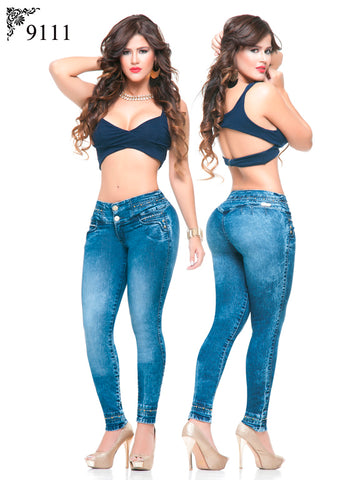 Colombian Booty Enhancing Jeans