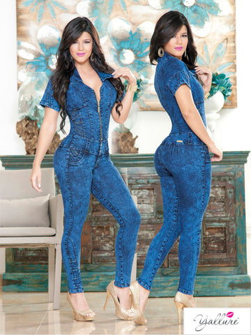 Enticing Butt Lift Jumpsuit