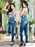 High Waisted Allure Jeans