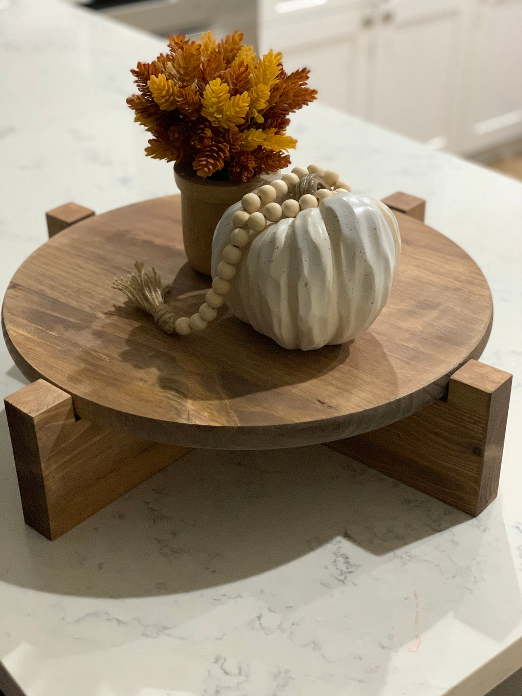 Multi-purpose Home Decor serving tray