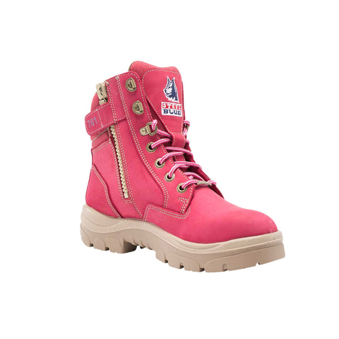 LADIES SOUTHERN CROSS ZIP BOOT