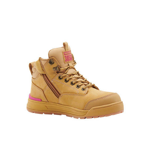 3056 LADIES ZIP BOOT