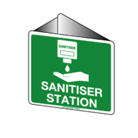 SANITISER STATION OTW